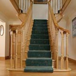 Bespoke Grand Staircases
