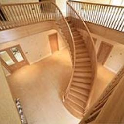 Bespoke Curved Staircases