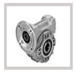 WORM and WHEEL GEARBOX