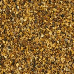 Daltex Yellow Dried Gravel Lancashire