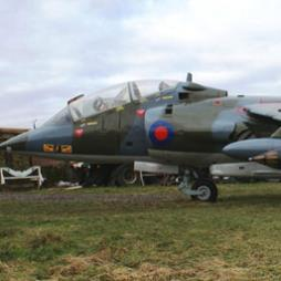 T-Bird Harrier Jump Jet XW269