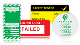 Pat Test / Electrical Test Labels