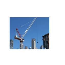 Luffing Jib Crane Hire in the UK