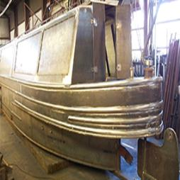 Quality Bespoke Boat Fabrications