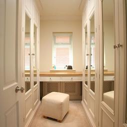 Quality Bespoke Dressing Rooms