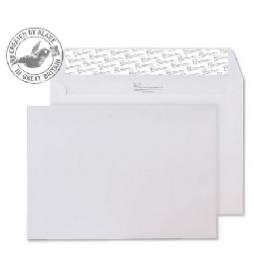 Wallet Peel and Seal Ice White Wove C6 114×162mm 120gsm