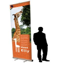 G4 Extra Tall Roller Banner Stand