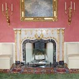 Gothic fire surrounds