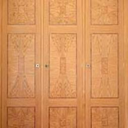 Oak wardrobes