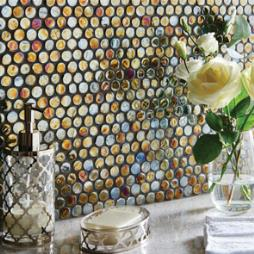Hexagons and Circle Tiles Supplier