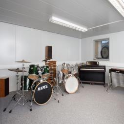 Recording Studios and Vocal Booths