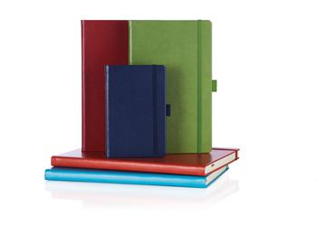 Sherwood Textured Cover Notebook