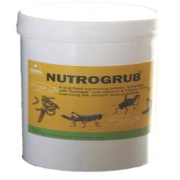 Nutrogrub - NEW Insect Food for Gut Loading