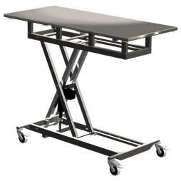 Ultrasound on Electric Lift Table