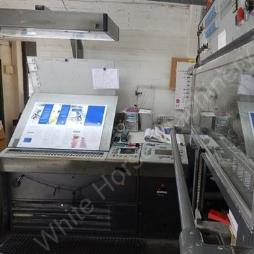 Eight Colour Used Heidelberg SM102-8P5