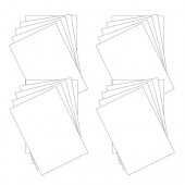 Page Inserts for Albums - Pack of 20