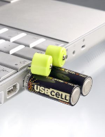 USBCELL AA RECHARGEABLE BATTERY