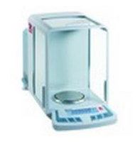 Ohaus Analytical Balance Discovery Dv215Cd 80104139 - Semi-Micro and Analytical Balances Discovery