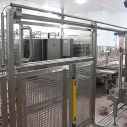 Machine Guards And Stainless Steel Enclosures