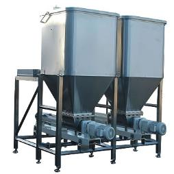 Industrial Mixing Tanks