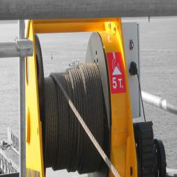 Adjustable Speed Electric Winches