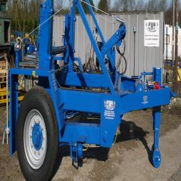 Cable Drum Trailers UK
