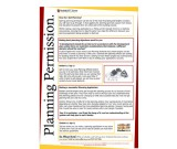 GUIDE TO PLANNING PERMISSION LEAFLET