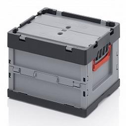 Industrial Plastic Storage Containers