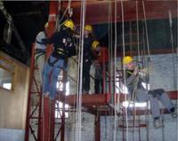 Fall Protection Training in Wales