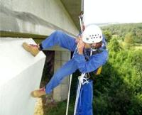 Rope Access Geotechnical work at height