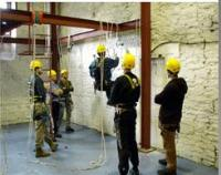 Rope Access at height Training
