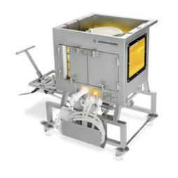Palletank® for LevMixer® and Magnetic Mixer