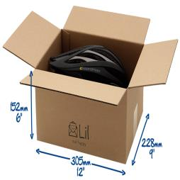 E2 box for cycling accessories