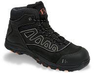 Aztec Urban Hiker Size 15 in Black/Silver in XL Sizing