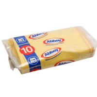 Yellow Dusters 500x450mm pack 10