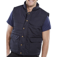Quebec Bodywarmer Navy medium