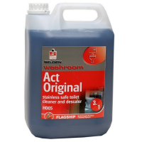 Act Thick Toilet Cleaner (5 Litre)