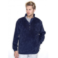 K901 Half Zip Fleece Navy Large