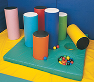 Jungle - Soft Play Structure