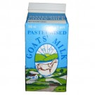 Pasteurised goats milk cartons (1 pint)