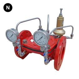 GAL-31 Pressure Reducing Valve - WRAS
