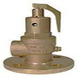 Nabic 542F Flanged Safety Relief Valve
