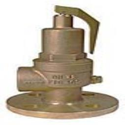 Nabic 500F Flanged High Lift Safety Valve