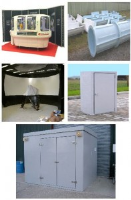 High Quality GRP Products