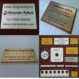 Machine Engraving Services