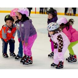 Synthetic Ice Rink At Leisure Matters