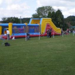 Inflatable Slides For Hire In Berkshire