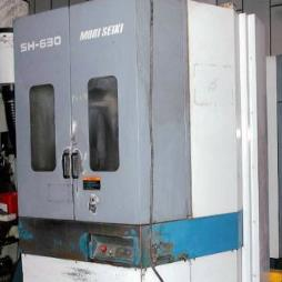 Used Mori Seiki SH 630 4 Axis Twin Pallet Horizontal Machining Centre. Milton Keynes