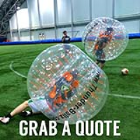 Bubble Football Hire In Bournemouth