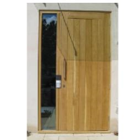 Oak Certified Fire Doors (Veneered finish )
